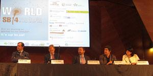 Presentación World SB14 Barcelona