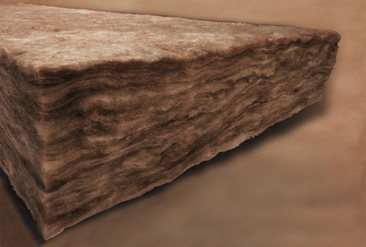 Lana Mineral Natural con E Technology de Knauf Insulation
