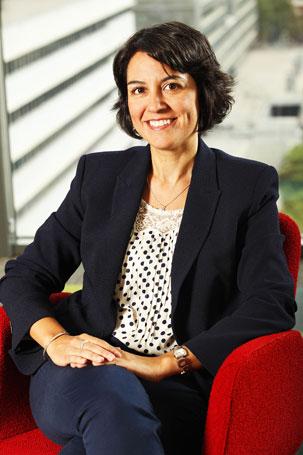 Noemí Sobrino, Spain EcoBuildings VP de Schneider Electric