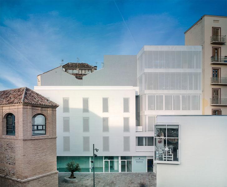 Oficinas Municipales de Rehabilitación del Centro Histórico de Málaga