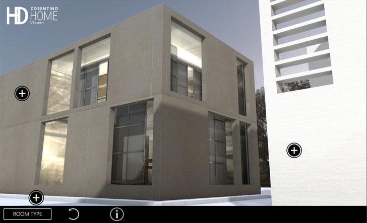 Cosentino 3D Home