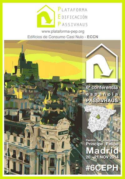 6ª Conferencia Española Passivhaus - 6CEPH