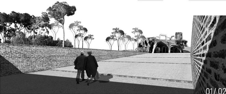 Primer Premio (3.000 €): Juan Pardellas, Germán Goldschmidt, y Gonzalo Ampudia. Arquitectos de la Escuela de Arquitectura de la Universidad de Valladolid.