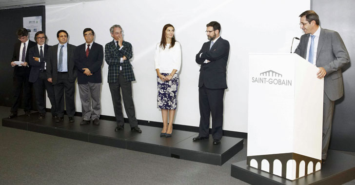 Saint-Gobain GLASS entrega los Premios Arquitectura en Vidrio 2014