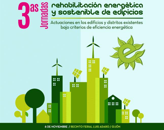 Jornada rehabilitación energética y sostenible de edificios