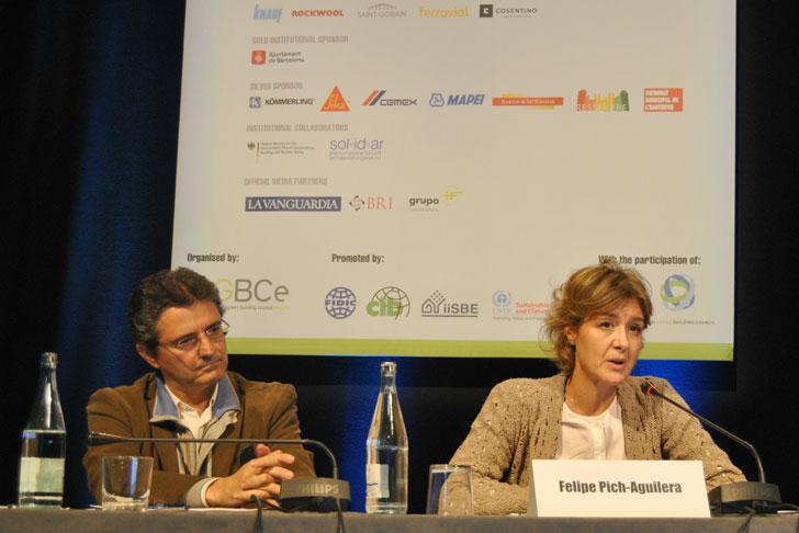ministra de Agricultura, Alimentación y Medioambiente, Isabel García Tejerina,