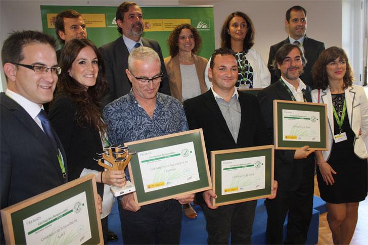 Entrega de los III Premios Chiringuitos Responsables