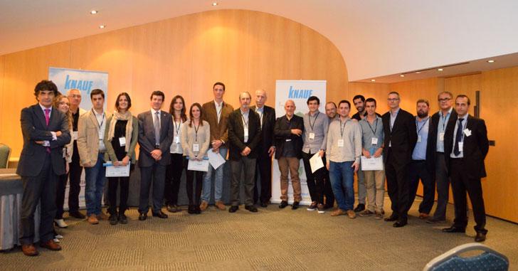 Entregan los premios del XX Concurso de Soluciones Constructivas