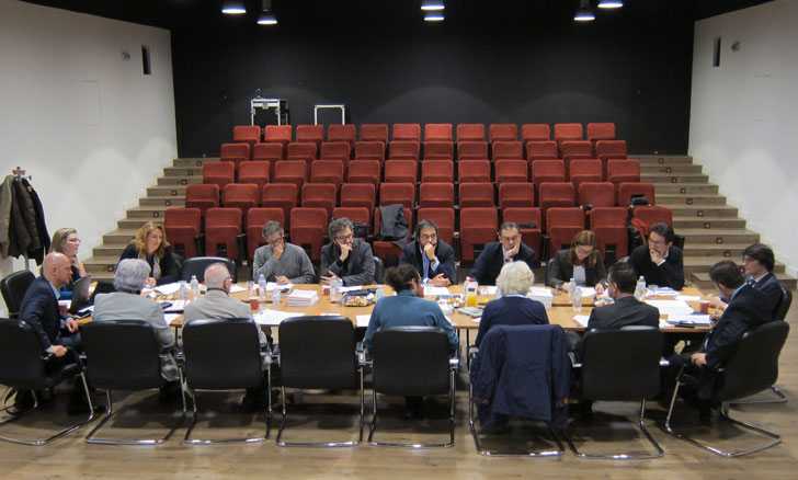 Reunión del Comité Técnico del I Congreso de Ciudades Inteligentes