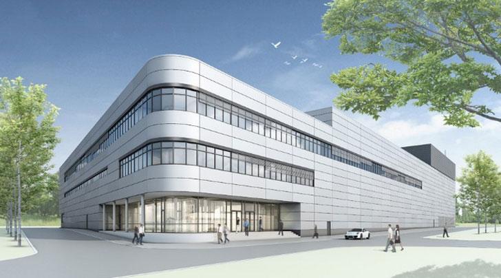 Nueva Sede de Porsche en Stuttgart