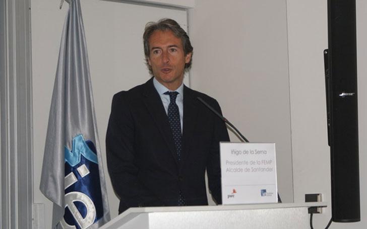 Presidente de la FEMP, Íñigo de la Serna, en una jornada sobre La Administración Local ante el nuevo periodo de financiación europea 2014-2020