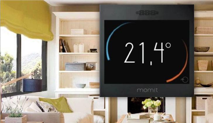 Momit Smart, termostato