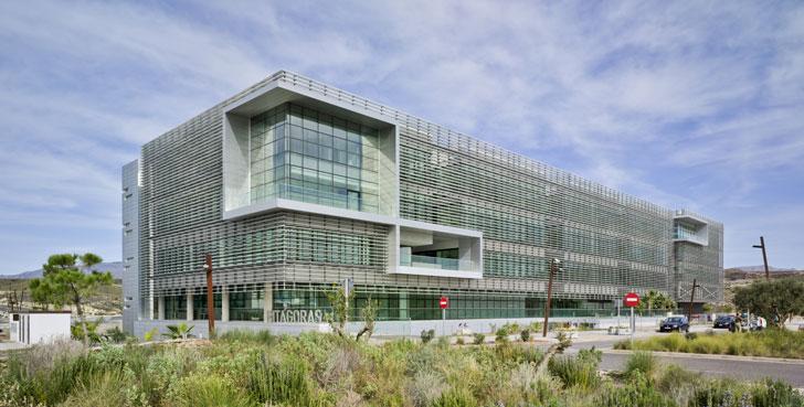Centro de Transferencia Tecnológica de Almería, Edificio Pitágoras