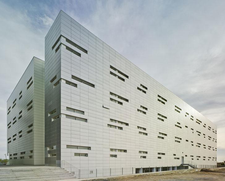 Centro de Transferencia Tecnológica de Almería, Edificio Pitágoras y Tecnova
