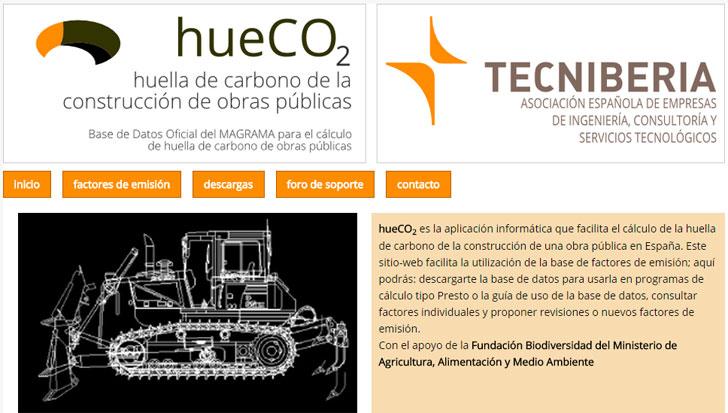 Tecniberia presenta la app Huella de Carbono de la Construcción, HueCO2