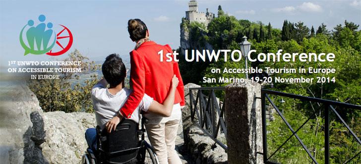 Primera Conferencia de la OMT sobre Turismo Accesible en Europa