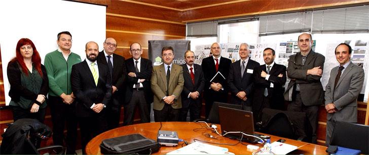 Premios Cosntrucción Sostenible Castilla y León