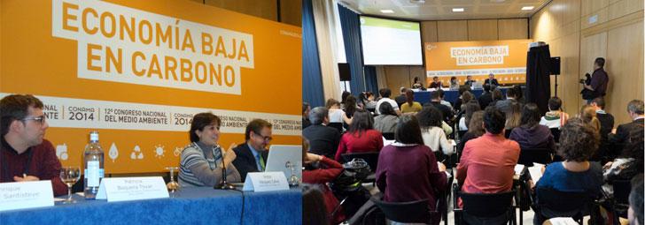 Presentación de los resultados de I+D en materiales ecoinnovadores en el sector de la madera en el Grupo de Trabajo de Ecodiseño. CONAMA 2014. AIDIMA ©