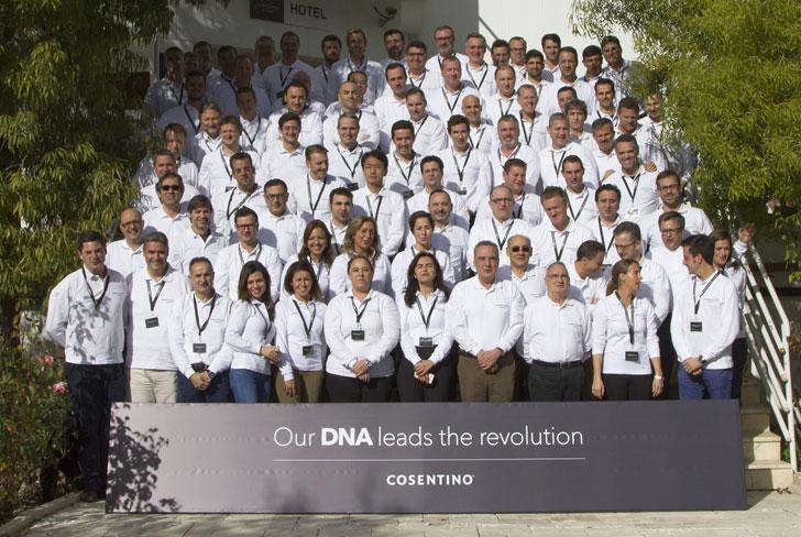Jornadas Estratégicas anuales Cosentino, 2014
