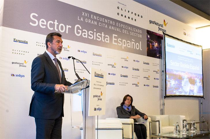 Encuentro Sector Gasista Español