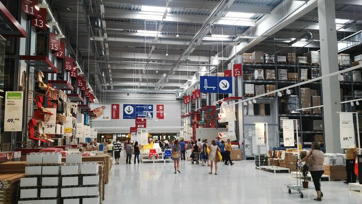 Ikea Alfafar (Valencia)