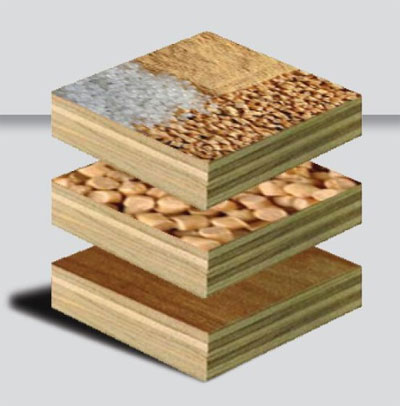 Nuev material Limawood