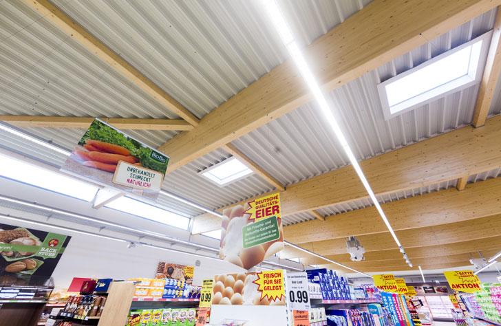 Lledó Sunoptics en Netto Marken Discount