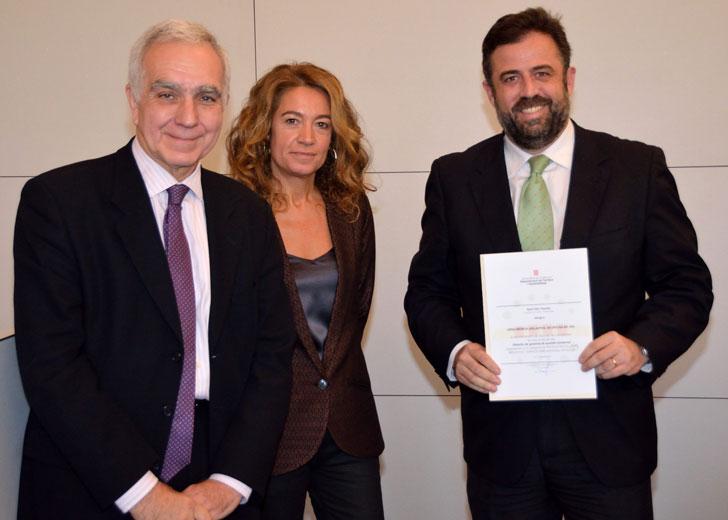 URSA recibe un reconocimiento de 'Garantía de Calidad Medioambiental'