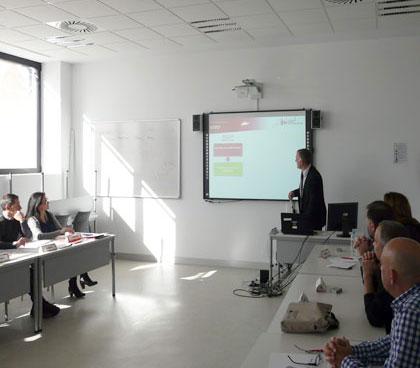 La Fundación Laboral de la Construcción participa en un proyecto europeo que analiza la aplicación de créditos ECVET a formadores en estas materias.