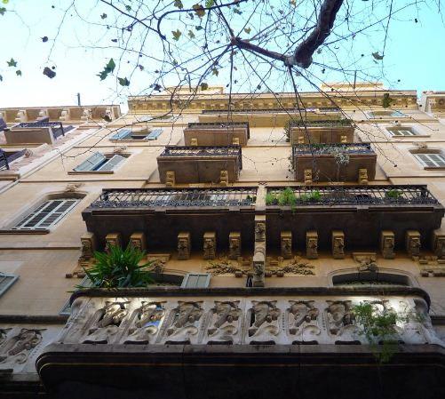 Vivienda en el Eixample de Barcelona