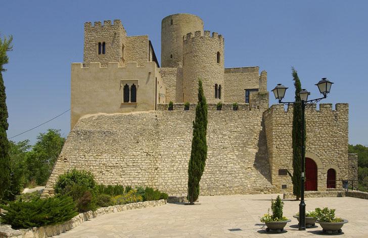 La sede de la Fundación Abertis, el castillo de Castellet, es centro UNESCO para las Reservas de la Biosfera Mediterráneas.