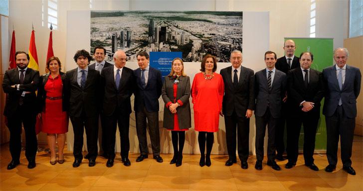Arranca en Madrid el proyecto 'Distrito Castellana Norte'