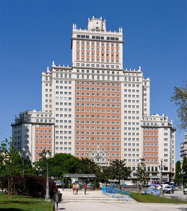 Aprobada la modificación puntual para rehabilitar el Edificio España