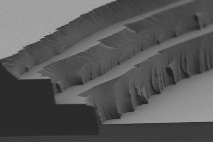 Polímero para almacenar la energía solar.