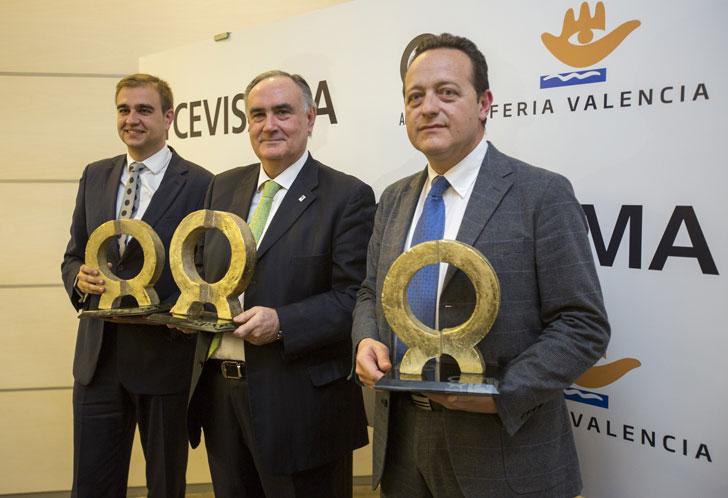 Ganadores de los Premios Alfa de Oro 2015