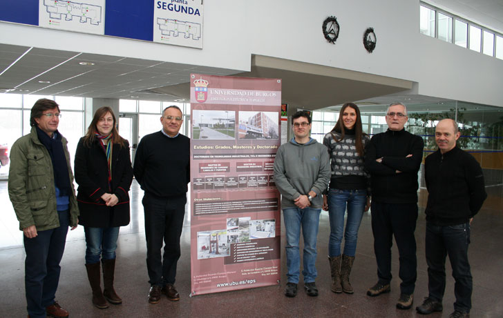 Grupo GIIE de la Universidad de Burgos