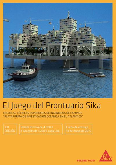Juego Prontuario SIKA 2015