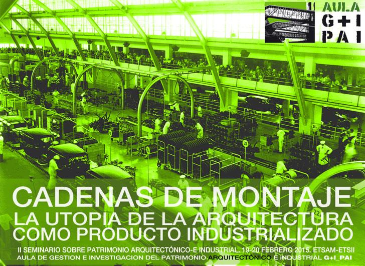 La arquitectura como producto industrializado ¿utopía o realidad?