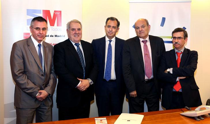 Firma de los convenios de colaboración