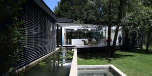Villa Serpentine, diseño ecológico y de alto rendimiento energético