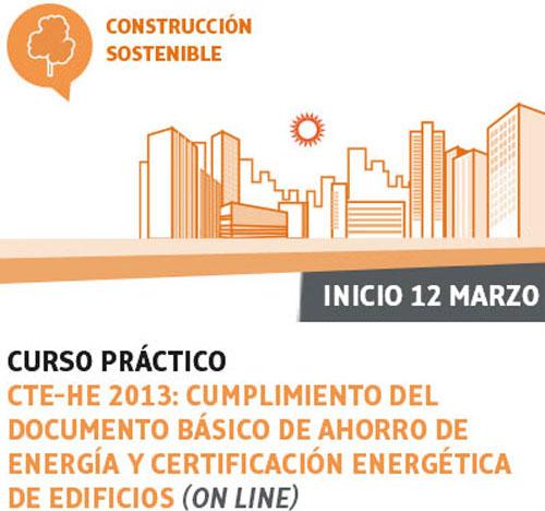 Curso de Certificación Energética