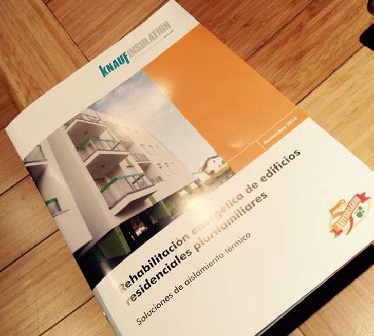 Catálogo de Rehabilitación de Knauf Insulation