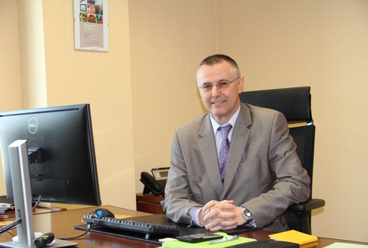 Fco. Javier Fernández Campal, Director General de  Isover.