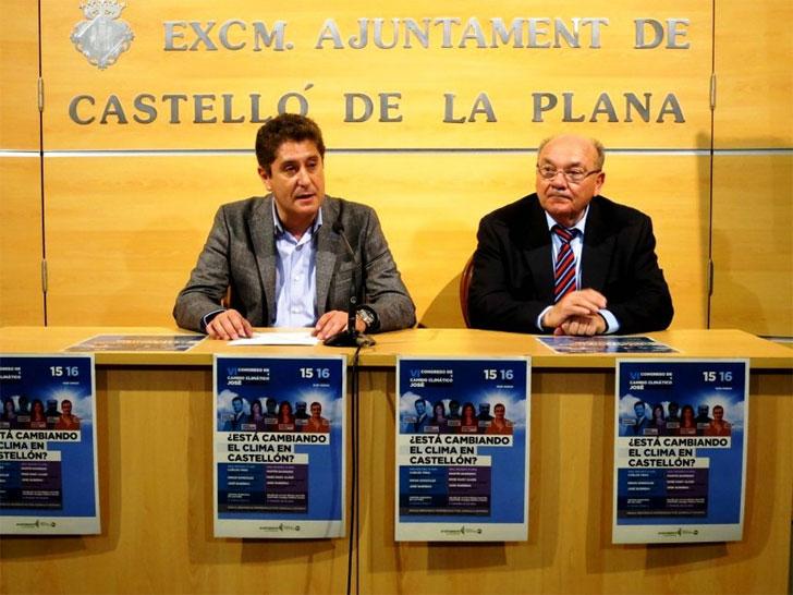 Presentación de las Jornadas de Castellón