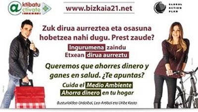 Iniciativa promovida por la Diputación Foral de Bizkaia