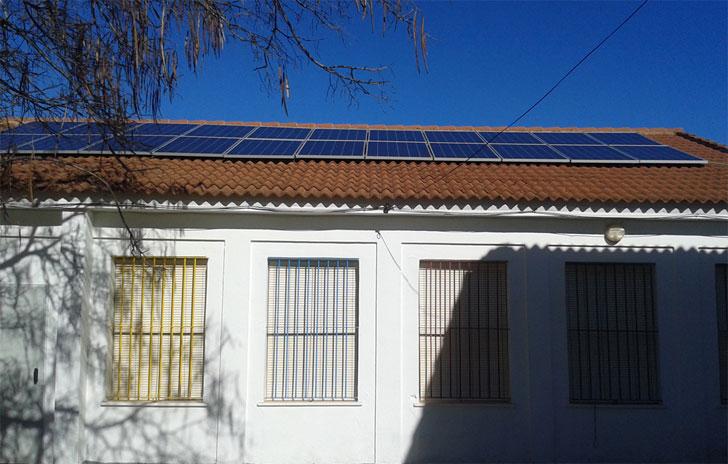 Medidas de ahorro energético implantadas en centros educativos.