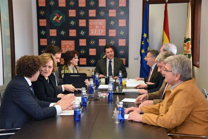 Reunión del Consorcio de Toledo para ampliar las ayudas de rehabilitación energética