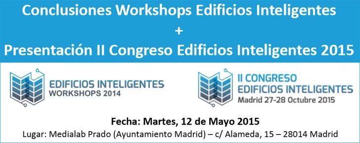 Jornada III Workshop Edificios Inteligentes