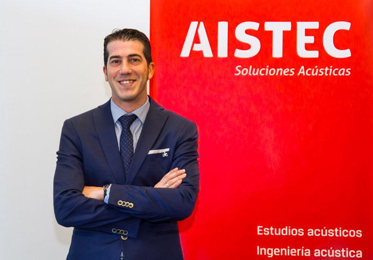 Antonio Pérez, Director Comercial de AISTEC.