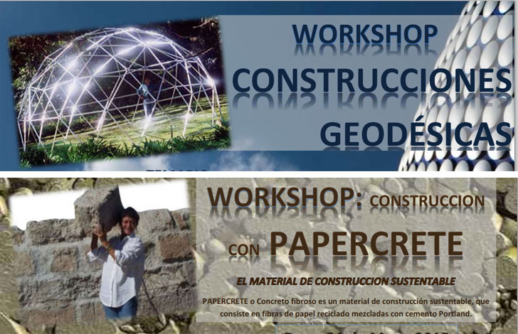 Workshops impartidos por Taller TAT.